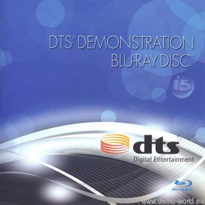 dts demonstration disc (blu-ray demo disc vol.2) / 2017