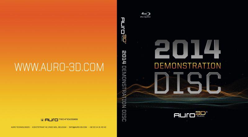 Bluray Demo Disc