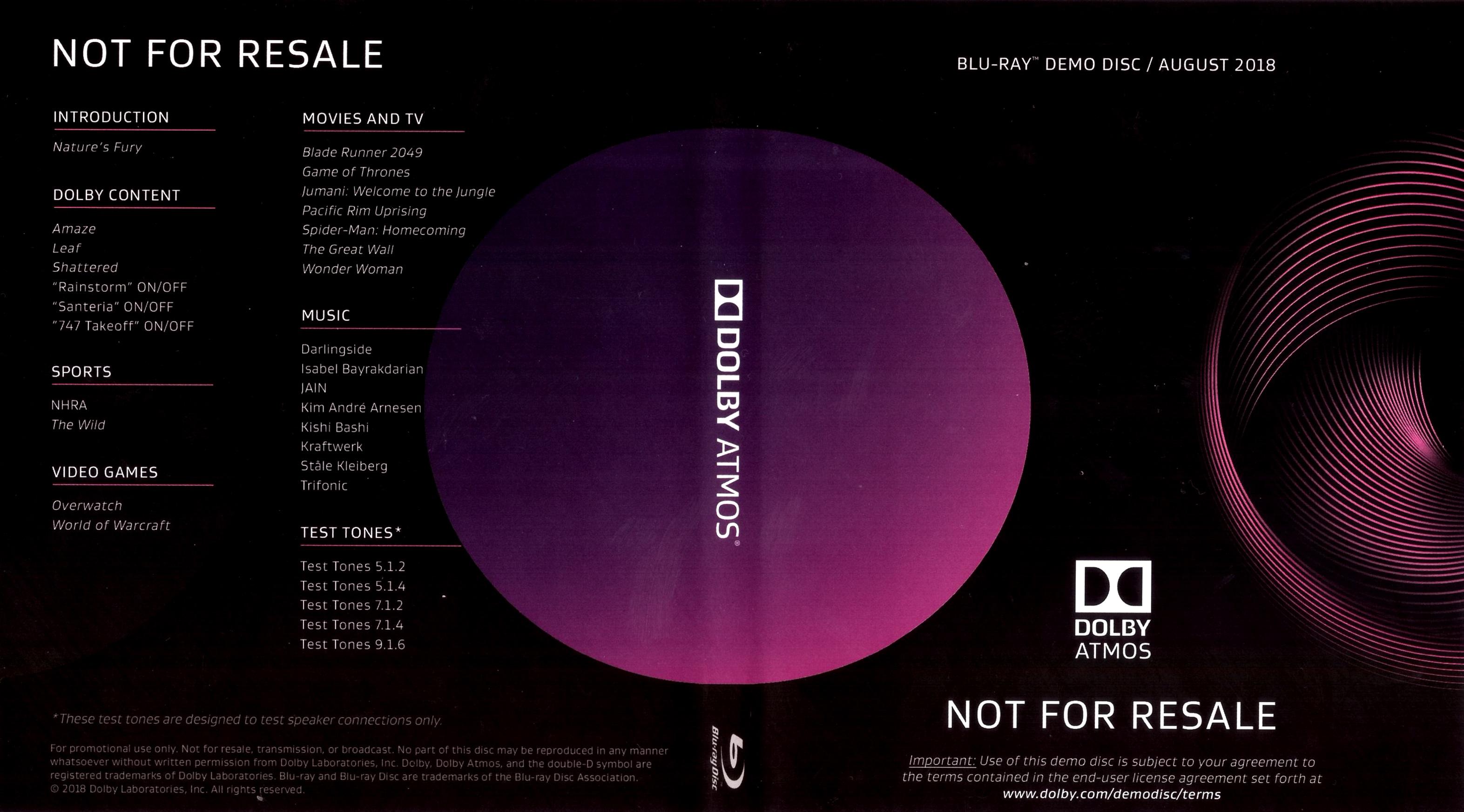 dts demo disc download torrent
